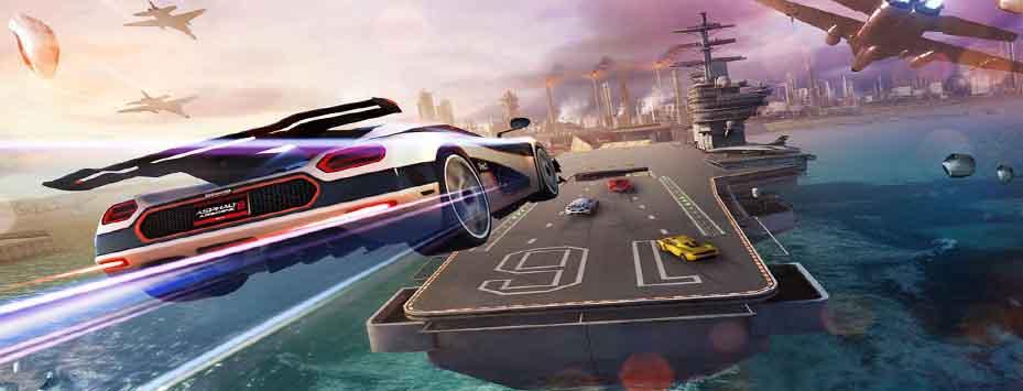 دانلود بازی Asphalt 8 Racing 5.5.0l آسفالت 8 برای اندروید