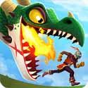 دانلود بازی مود شده Hungry Dragon 3.0 برای اندروید