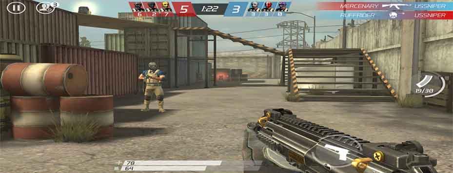 دانلود بازی MaskGun Multiplayer FPS 2.503 تیراندازی چند نفره برای اندروید