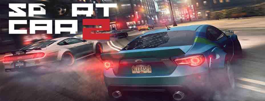 دانلود نسخه مود شده بازی ماشین اسپرت 2 پارکینگ